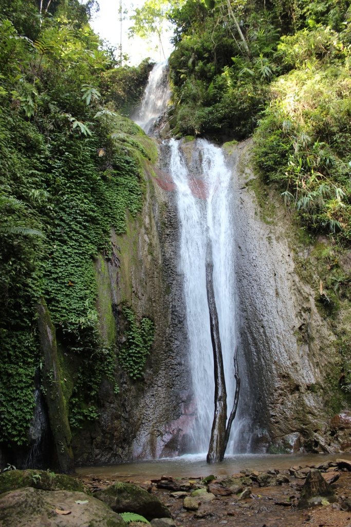 Mae Yian waterfall - another short drive from home.