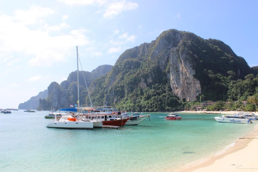 Koh (Island) Phi Phi.