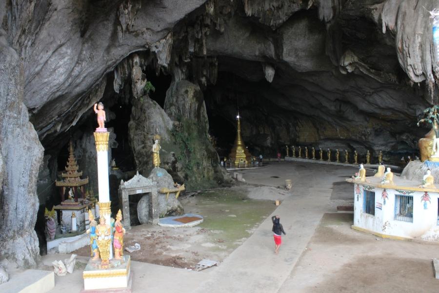 Saddar cave.